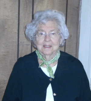 Mrs. June Fahner, December 2009