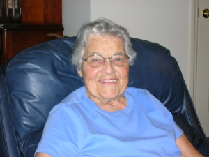 Mrs. Jean Booker on March 24, 2011