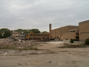 September 22, 2011. Photo courtesy Dennis Huddleston, FHS Class of '65.