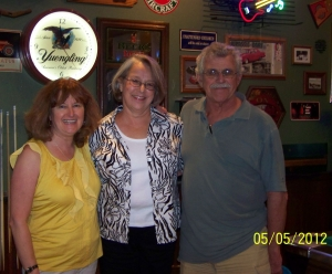 Leslie Bacon, Jeri Jones, Don Moshos
