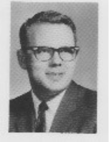 Mr. Reynolds, FHS 1965 yearbook
