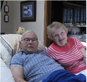 Doug and Janet Reynolds, August 2, 2107
